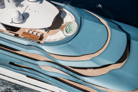 design deck yacht